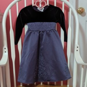 Rare Editions Toddler Girls Holiday Dress